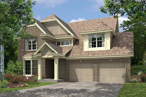 The foxstone 3 143 square feet gladstone homes for Gladstone builders