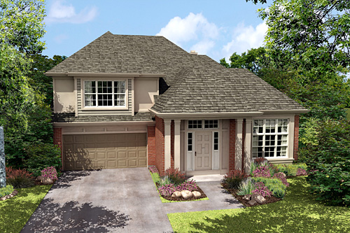 The redstone 2 899 square feet gladstone homes for Gladstone builders